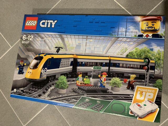 Treno passeggeri lego city 60197 nuovo SPEDIZIONE VELOCE