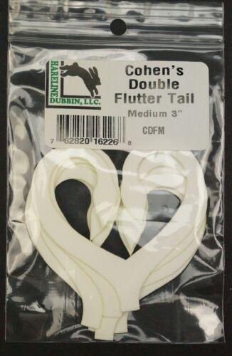 Cohen créatures double Flutter Queue Trois Tailles à Choisir