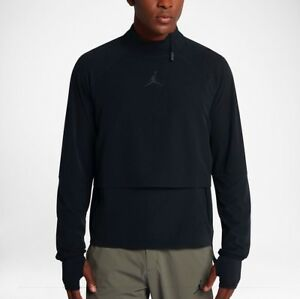 3513f5cff094c0 Nike Air Jordan 23 Tech Shield Training Jacket (Black) - Medium ...