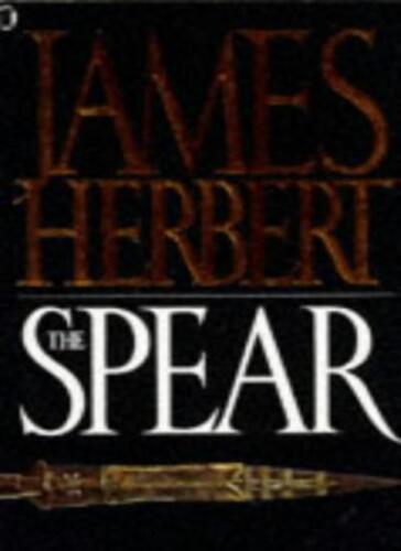 1 of 1 - BOOK-Spear: NTW,James Herbert- 9780450043000