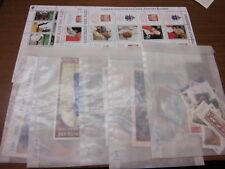 Sammlung, Vatikan 2000+2001+2002+2003+2004 postfrisch, komplett (8103)