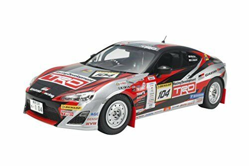 Tamiya 1 24 Sports Car Series No.337 GAZOO Racing TRD 86 2013 TRD Rally Challeng