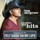 Number One Hits by Tim McGraw (CD, Nov-2010, 2 Discs, Curb)