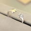 925-Cute-Women-Cat-Paw-Claw-Open-Silver-Plated-Ring-Animal-Jewelry-KIDS-Gift
