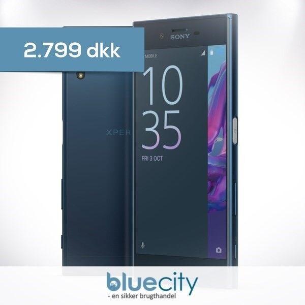 Sony Sony Xperia XZ Premium 64GB Blå, Sony Xperia XZ Premium