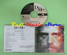 CD DISCO MESE 4 BLUES AL ROCK compilation PROMO 1995 CREAM BECK ANIMALS (C14*)
