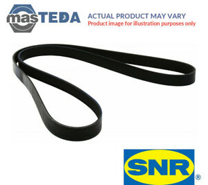 SNR MICRO-V MULTI RIBBED BELT DRIVE BELT CA6PK1640 P NEW OE REPLACEMENT