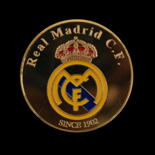 Football Star Challenge Coin Business Gift Soccer Player Gold Coins Collectibles