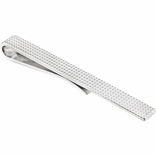 Tie Bar In Sterling Silver