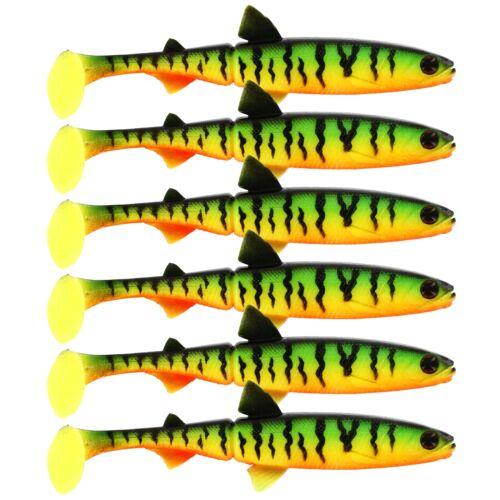 Westin HypoTeez 6,5cm Shads Gummifische Raubfisch Kunstköder verschiedene Farben