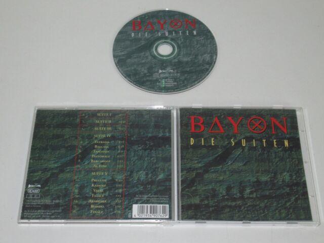 BAYON/DIE SUITEN(BUSCHFUNK 0076-2) CD ALBUM