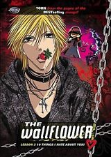 The Wallflower - Lesson 3: 10 Things I Hate About Yuki (DVD, 2008)