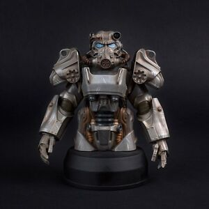 New-Fallout-T-60-Power-Armor-Bust-Figure-Statue-2-3-4-5-Bobblehead-76