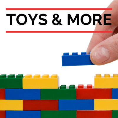 Toys and Stuff and More