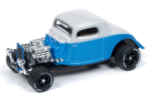 A.S.S NEU Johnny Lightning 1//64 1934 Ford Coupe Classic Gold 50 Anniversary 2019