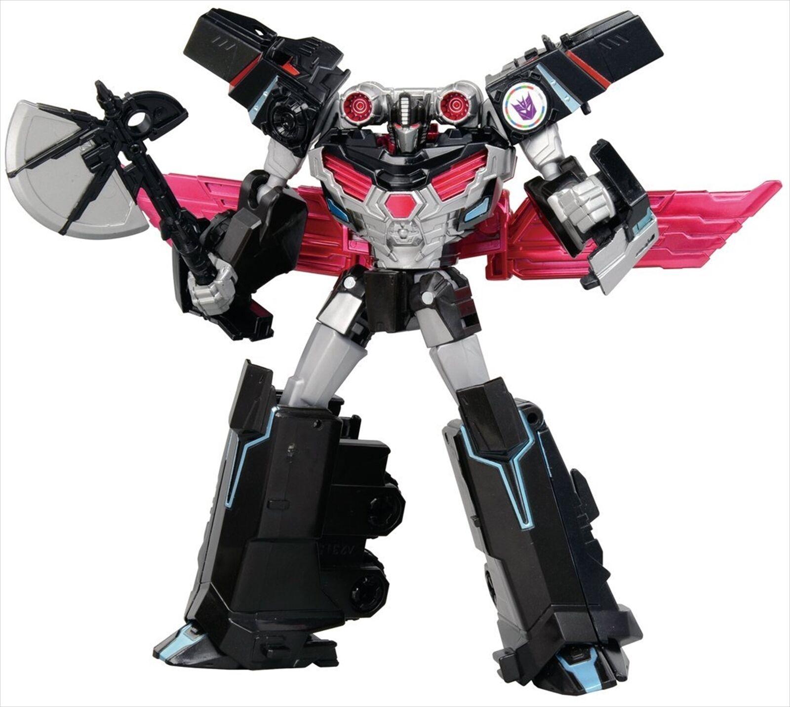 Takara Tomy Transformer Adventure TAV56 Nemesis Prime Figure
