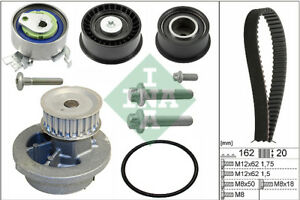 Brand-New-INA-Timing-Belt-Kit-With-Water-Pump-530044330-2-Year-Warranty