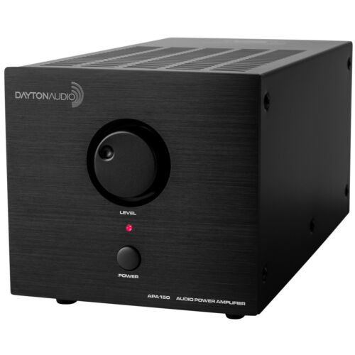Dayton Audio APA150 150W Power Amplifier
