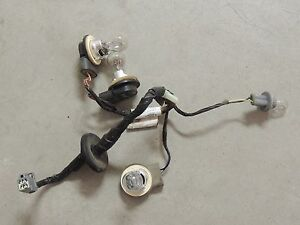 05 09 ford mustang tail light wiring harness bulbs. Black Bedroom Furniture Sets. Home Design Ideas