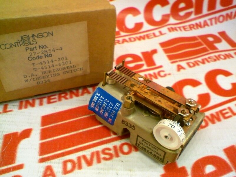 JOHNSON CONTROLS T-4514-201   T4514201 (NEW IN BOX)