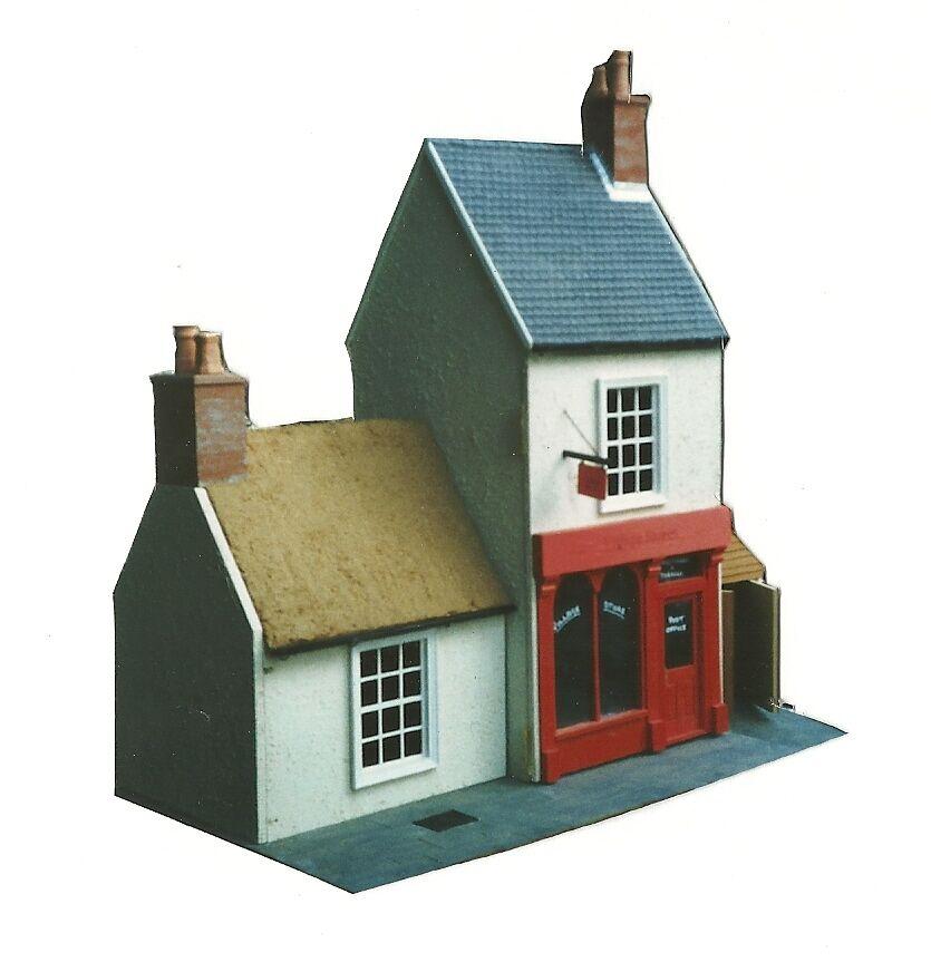 1 12 12 12 scale Dolls House Quainton Shop No2 12DHD022 8a445a