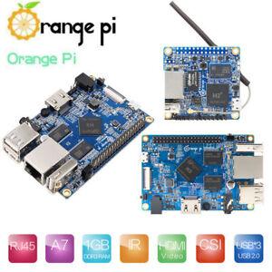 Orange Pi Zero/One Plus Quad Core 512MB 1GB DDR3 USB Wifi
