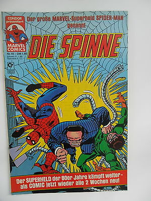 1x Comic Marvel Die Spinne Nr.100  Condor  Zustand 1