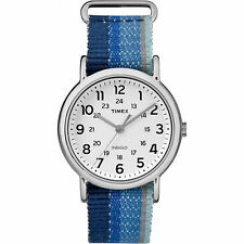 Timex Weekender   Blue Strap   Casual Watch TW2R10200