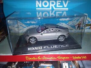 IXO-1-43-RENAULT-FLUENCE-1983-NEUF-EN-BOITE