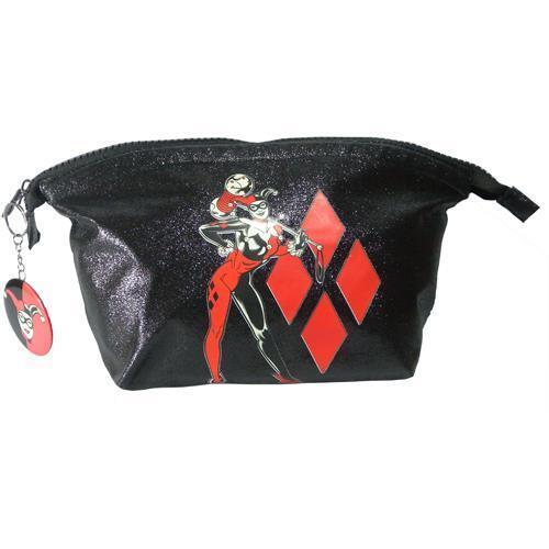 Black in White Diamond  print  Coin Bag Harley Quinn Diamond.