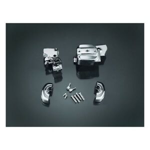 KIT-CACHES-COMMANDES-GUIDON-KURYAKYN-HARLEY-SOFTAIL-1996-2014-SIMPLE-DISQUE