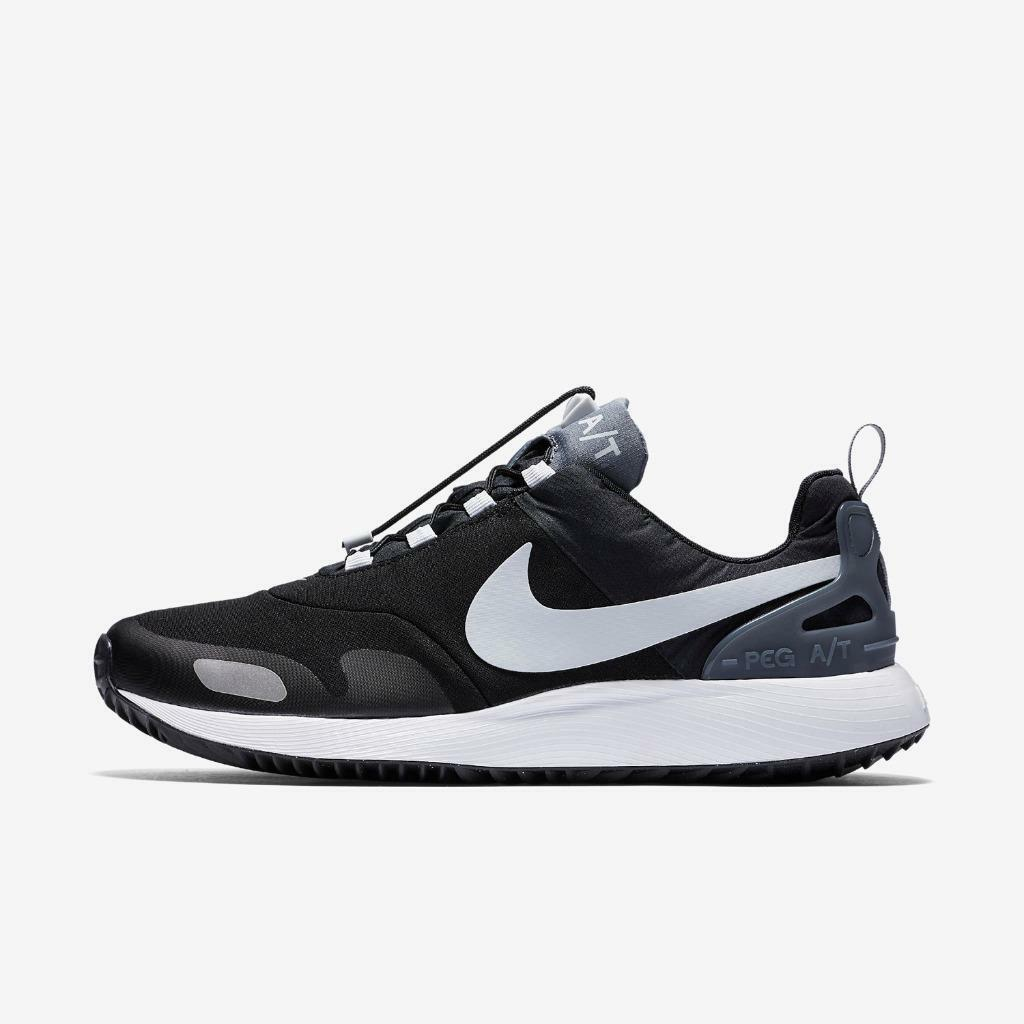 NIKE AIR PEGASUS A/T ALL TERRAIN ACG  924469 003 BLACK/PLATINUM/COOL GREY/WHITE