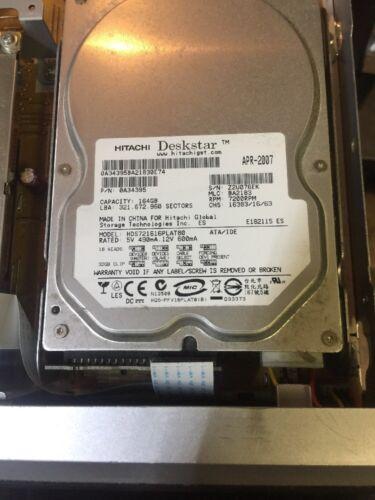 Panasonic Dmr Eh 575-585 Festplatte Hitachi