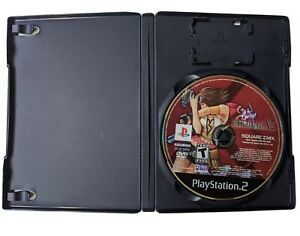 Final Fantasy X-2Playstation 2 PS2 Game Disc w/ Case