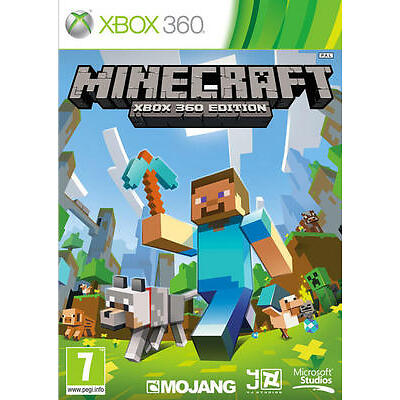 Minecraft Xbox 360 - Quick Dispatch with 1st Class Delivery