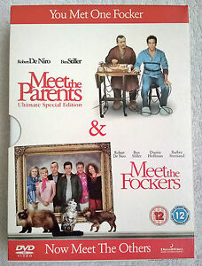 Meet The ParentsMeet The Fockers DVD 2006 2Disc Set Box Set - Inverness, United Kingdom - Meet The ParentsMeet The Fockers DVD 2006 2Disc Set Box Set - Inverness, United Kingdom