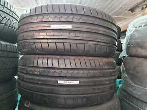 NOUVEAU-2x-Runflat-pneus-d-039-ete-245-40-r19-94y-DUNLOP-SP-SPORT-MAXX-GT-RSC-Dot-2014