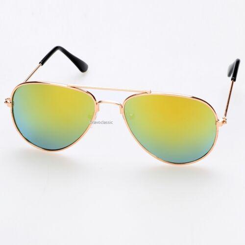 New Fashion Kids Baby Boys Girls Retro Anti-UV Sunglasses Unisex Classic Glasses