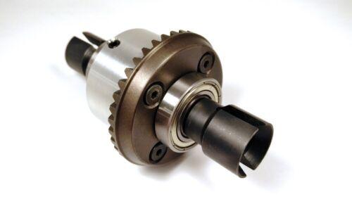 1:6 Reely Carbon Fighter 3 112271C HighEnd Differentialgetriebe mit Aluglocke
