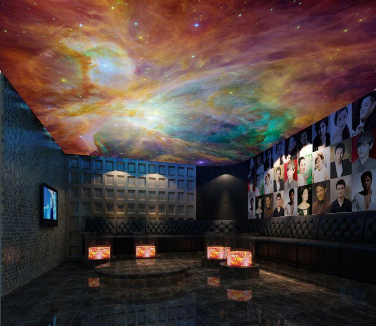 3D Dream Space Ceiling WallPaper Murals Wall Print Decal Deco AJ WALLPAPER GB