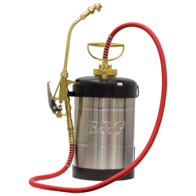 B&G 1 Gallon Sprayer + 9-inch wand - N124-S