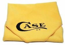 Case XX Knives Model 4598 Yellow Knife Polishing Cloth Cleaning USA Made