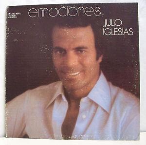 33-tours-JULIO-IGLESIAS-Disque-Vinyle-LP-12-034-EMOCIONES-COLUMBIA-60-031-RARE