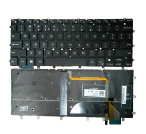 TASTIERA-Retroilluminata-Per-Dell-XPS-13-9343-9350-9360-Laptop-dkdxh-Genuine