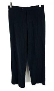 "Briggs Womens Petite Pants Business Dress Black Size 4P Inseam 27"""