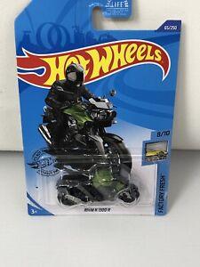 2020 Hot Wheels ~ Factory Fresh 8//10 ~ BMW K 1300 R ~ Motorcycle ~ 65//250 Green