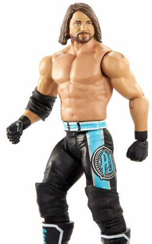 Basic Series 96 WWE Figures Brand New Sealed Mattel