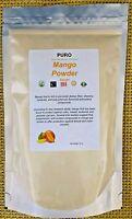 Mango Fruit Powder 2 Lb Puro Freeze Dried Powder Brazil Potassium Vitamin C