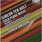 Simeon Ten Holt - : Solo Piano Music Vols. 1-5 (2013)