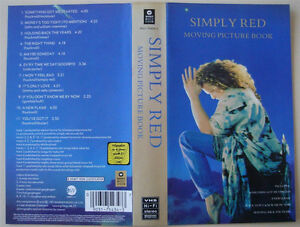 SIMPLY-RED-MOVING-PICTURE-BOOK-VHS-NUOVA-SIGILLATA